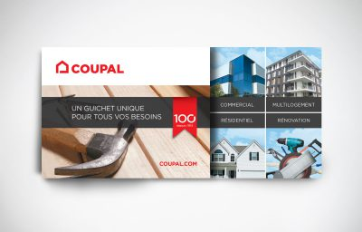Coupal TM design