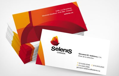 Selenis TM design