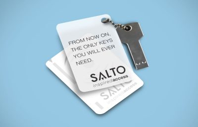 Salto TM design